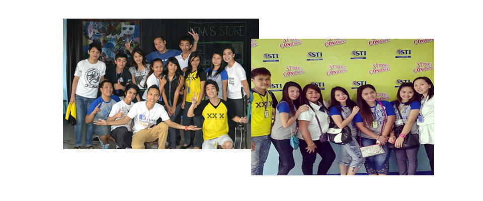 Group 1 (Profveth) Picture Together With the 'Tropang Potchi' w/ Ms. Blenda.